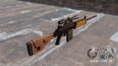 Fuzil de assalto Galil IMI para GTA 4 segundo screenshot