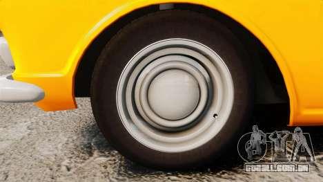 Lotus Cortina 1963 para GTA 4 vista de volta