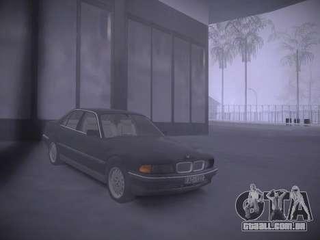 ENBSeries by Pablo Rosetti para GTA San Andreas por diante tela