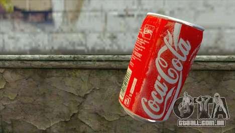 Explosive Coca Cola Dose para GTA San Andreas segunda tela