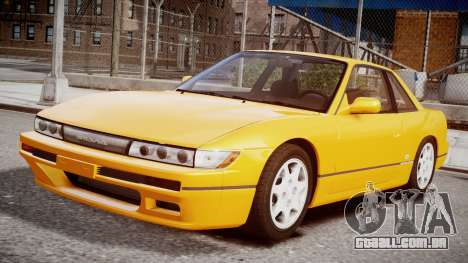 Nissan 240sx Dor de 1992 para GTA 4