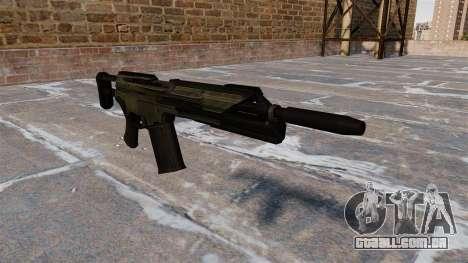 Assalto rifle Crysis 2 v 2.0 para GTA 4