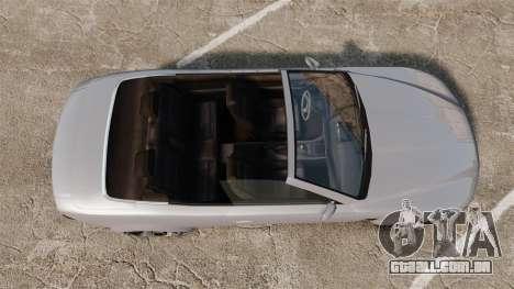 GTA V Lampadati Felon GT para GTA 4 vista direita
