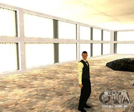 Pele vwmybjd para GTA San Andreas terceira tela