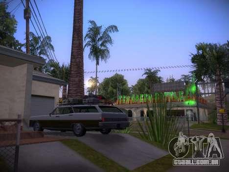 ENBSeries by Pablo Rosetti para GTA San Andreas segunda tela