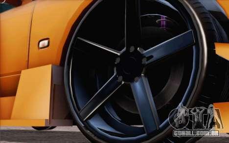 Nissan Silvia S15 GT Uras para GTA San Andreas vista direita
