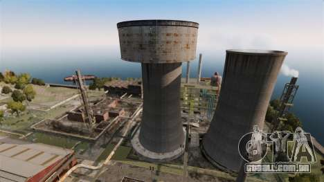 Arena coberta para veículos de combate para GTA 4 segundo screenshot