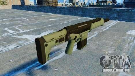 Fuzil de assalto Grendel v 2.0 para GTA 4 segundo screenshot