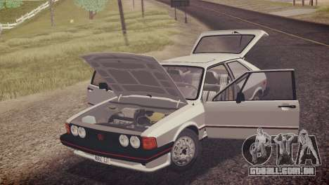 Volkswagen Scirocco S (Typ 53) 1981 HQLM para as rodas de GTA San Andreas