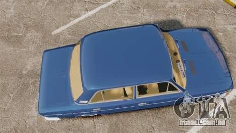UTILIZANDO-2103 Lada para GTA 4 vista direita