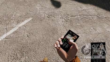 Tema de centavo 50 para seu telefone para GTA 4
