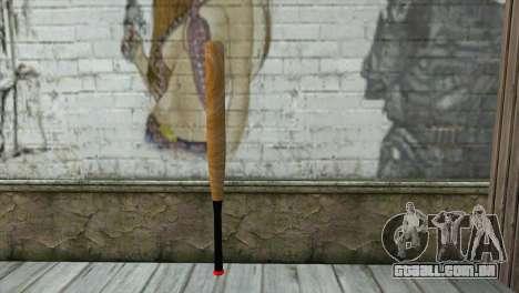Taco de beisebol para GTA San Andreas