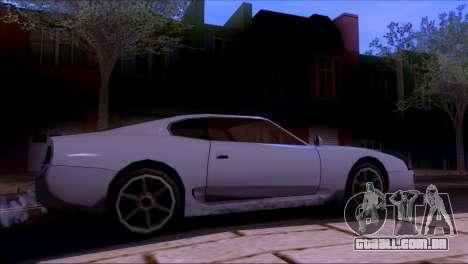 ENBSeries by egor585 V4 para GTA San Andreas segunda tela
