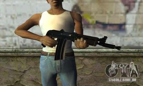 M85 para GTA San Andreas terceira tela