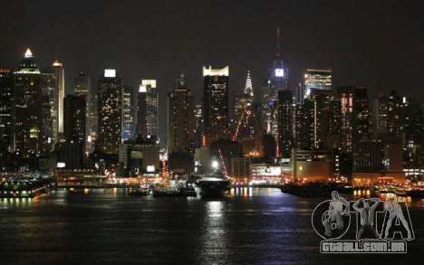As telas de carregamento, de Nova York para GTA 4 oitavo tela