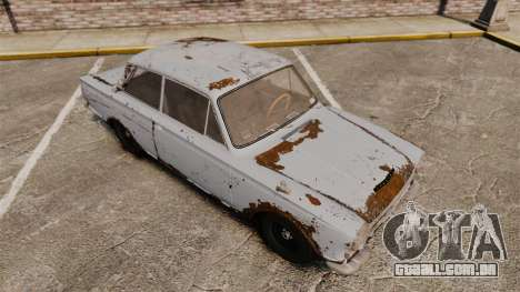 Lotus Cortina 1963 para GTA 4 interior
