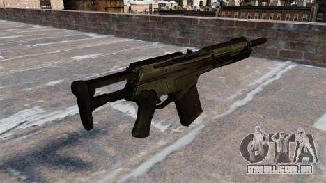 Assalto rifle Crysis 2 v 2.0 para GTA 4 segundo screenshot