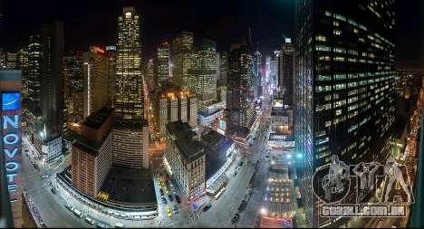 As telas de carregamento, de Nova York para GTA 4