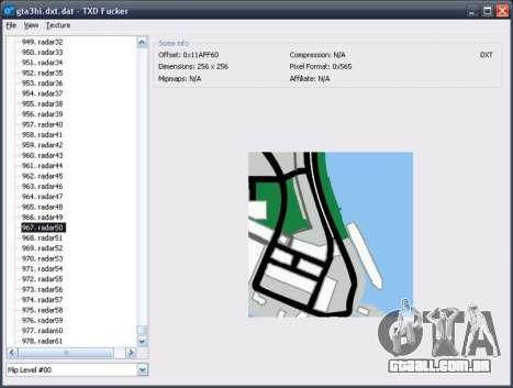 TXDFucker build 415 stable x86-x64 para GTA San Andreas Mobile