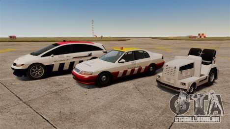 Companhia aérea americana US Airways para GTA 4
