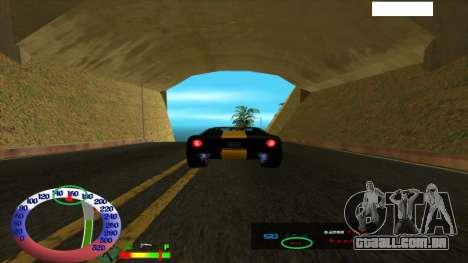 O limite de velocidade para SAMP para GTA San Andreas