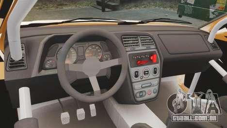 Peugeot 306 [RC] Unal Turan para GTA 4 vista direita