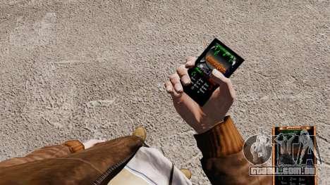 O tema para o telefone Hallowicked Brew para GTA 4
