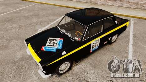 Lotus Cortina 1963 para GTA 4 motor
