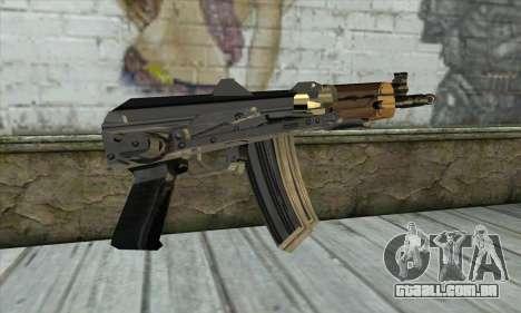 M85 para GTA San Andreas segunda tela