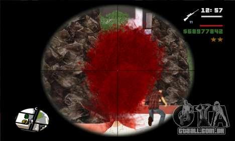 Slow Motion para GTA San Andreas terceira tela