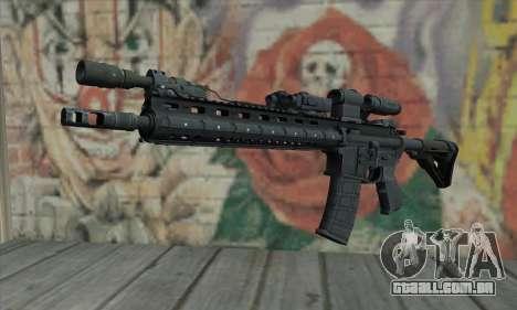 OBR Warfighter-Larue do Medal of Honor para GTA San Andreas