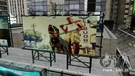 Outdoors de GTA 5 para GTA 4 terceira tela