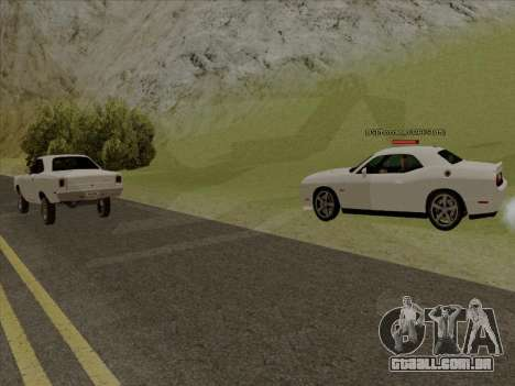 Plymouth Road Runner 383 1969 para GTA San Andreas