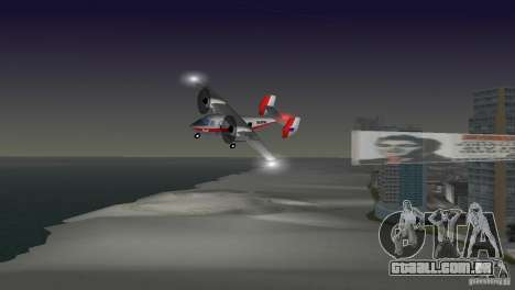 O an-28 para GTA Vice City