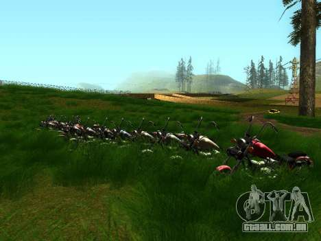 Biker Party 1.0 para GTA San Andreas terceira tela