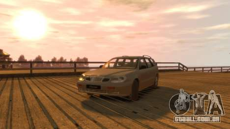 Daewoo Leganza Wagon para GTA 4