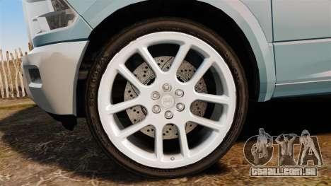 Dodge Ram 3500 Heavy Duty para GTA 4 vista de volta