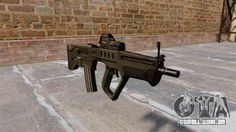 Fuzil TAR-21 para GTA 4