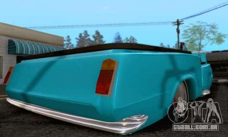 Trailer de Vaz 2102 para GTA San Andreas