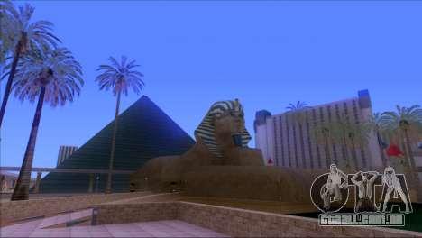 ENBSeries by egor585 V4 para GTA San Andreas décima primeira imagem de tela