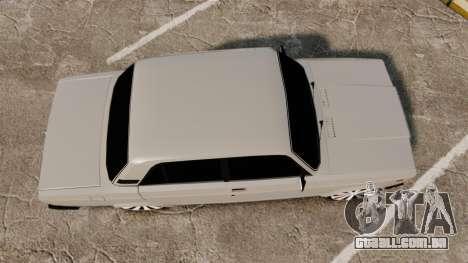 UTILIZANDO-Lada 2107 para GTA 4 vista direita