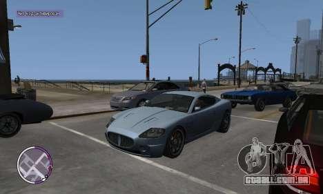F620 из GTA 4 EFLC TBOGT para GTA 4 vista direita