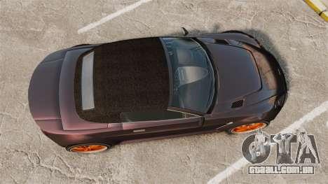 GTA V Dewbauchee Rapid GT para GTA 4 vista direita