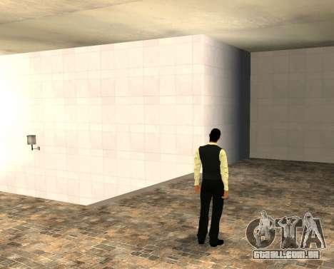 Pele vwmybjd para GTA San Andreas segunda tela