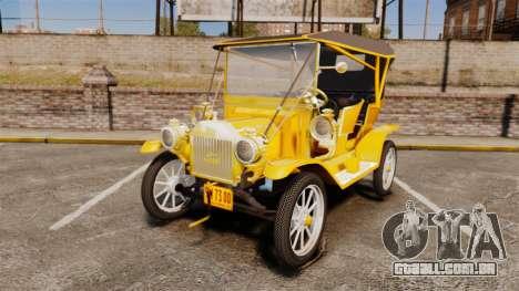 Ford Model T 1910 para GTA 4
