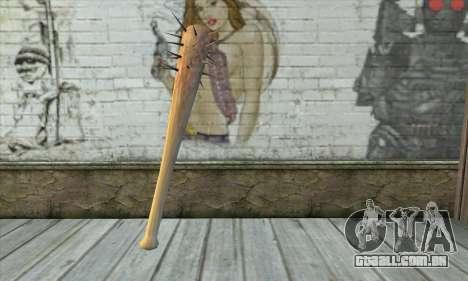 Um bastão cravado para GTA San Andreas