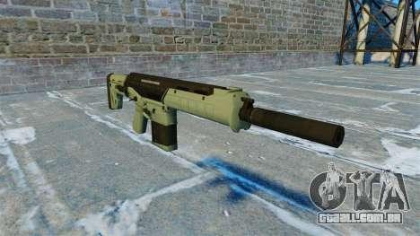 Fuzil de assalto Grendel v 2.0 para GTA 4