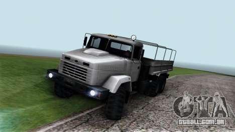 Inicialmente, o 6322 para GTA San Andreas