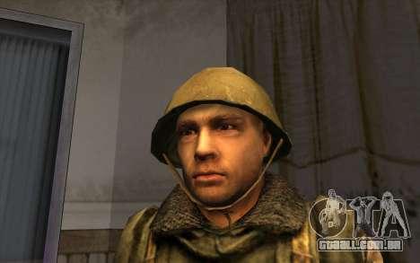 Soldados do SA, e a guarda Nacional Mississippi para GTA San Andreas sexta tela