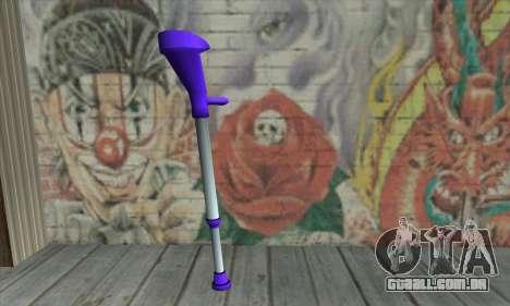 Muleta para GTA San Andreas segunda tela
